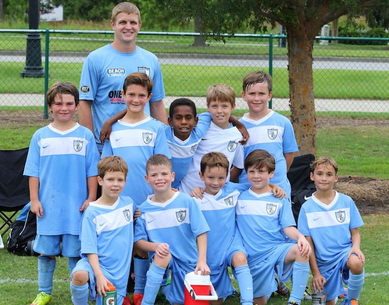 BUFC 09-Strikers win opener in 1st YR of Coastal league!